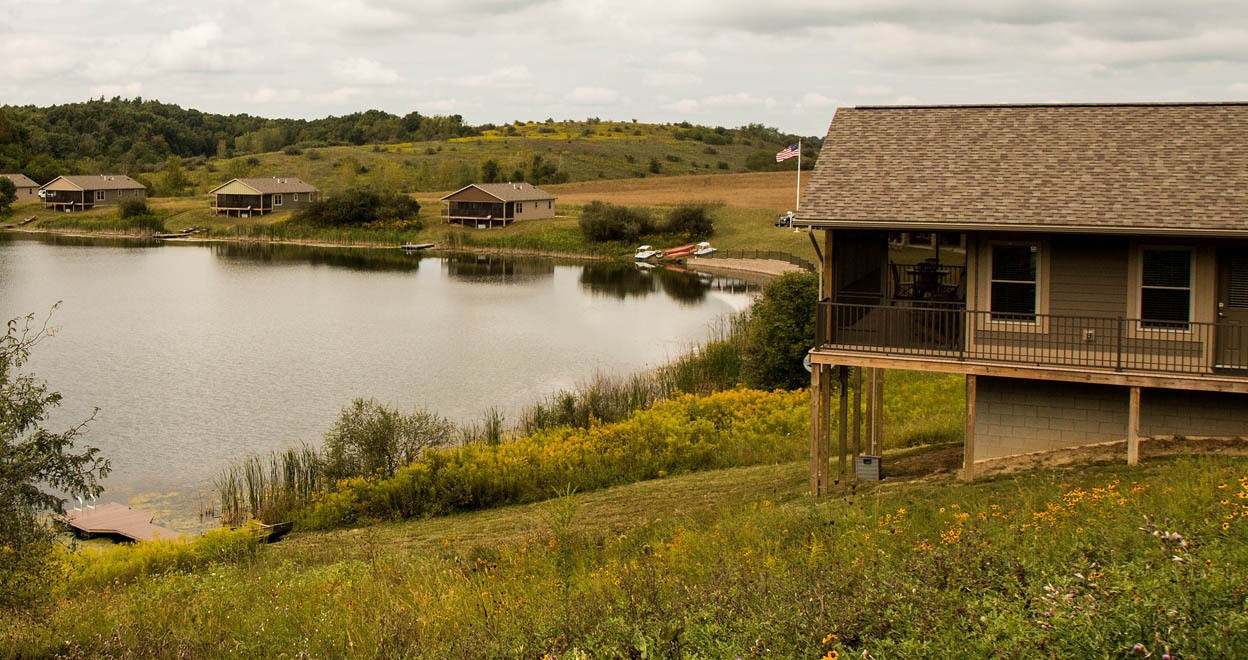 The Wilds   Cabins at Straker Lake